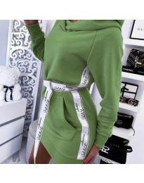 Obleka - koda 4483 - zelena