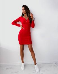 Obleka - koda 1610 - rdeča
