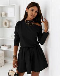 Obleka - koda 1534 - črna