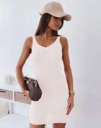 Obleka - koda 10088 - bela