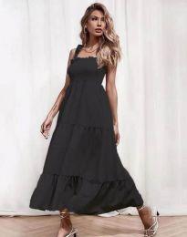 Obleka - koda 1729 - črna