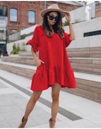 Obleka - koda 748 - rdeča