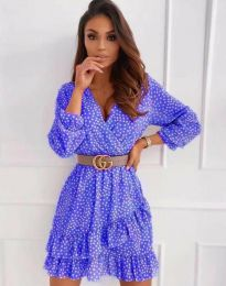Obleka - koda 2794 - modra
