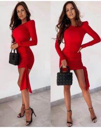 Obleka - koda 6515 - rdeča