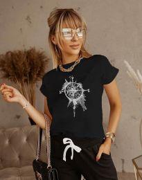 Majica - koda 3245 - črna