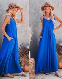 Obleka - koda 4673 - modra