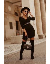 Obleka - koda 9977 - črna