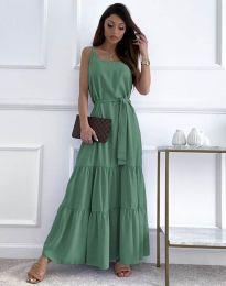 Obleka - koda 2578 - menta