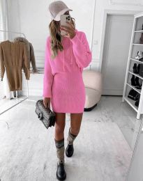 Obleka - koda 0235 - roza