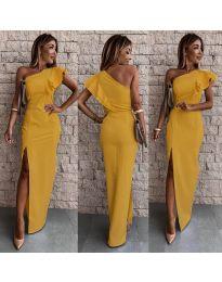 Obleka - koda 745 - gorčica