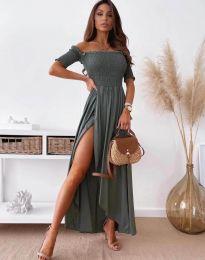 Obleka - koda 11920 - temno siva