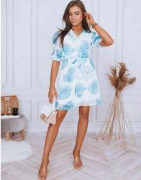 Obleka - koda 4082 - 1 - farebná
