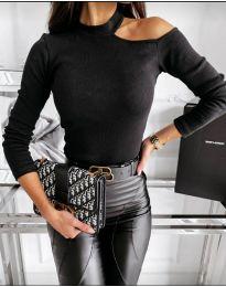 Bluza - koda 8570 - črna
