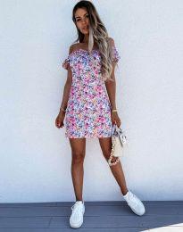 Obleka - koda 6251 - farebná