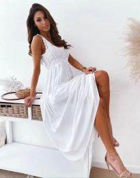 Obleka - koda 4807 - bela