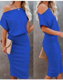 Obleka - koda 1737 - modra