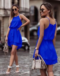 Obleka - koda 2104 - modra