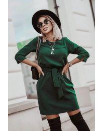 Obleka - koda 6100 - zelena