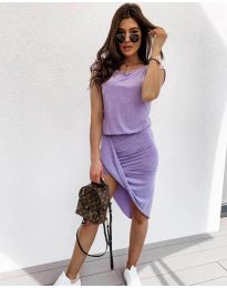 Obleka - koda 138 - vijolična