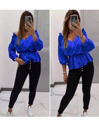 Bluza - koda 7771 - modra