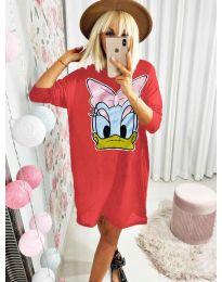 Obleka - koda 0706 - rdeča
