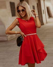 Obleka - koda 8917 - rdeča