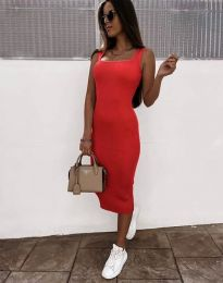 Obleka - koda 5964 - rdeča