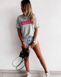 Majica - koda 6369 - siva