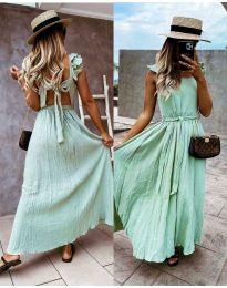 Obleka - koda 4806 - menta