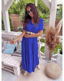 Obleka - koda 641 - modrá