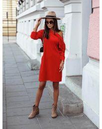 Obleka - koda 8171 - rdeča