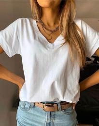 Majica - koda 4517 - bela