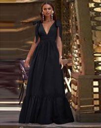 Obleka - koda 2743 - črna