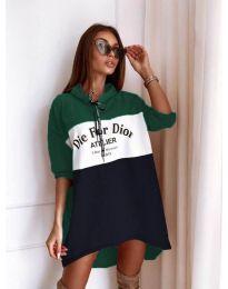 Obleka - koda 9090-9 - farebná
