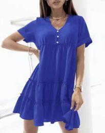 Obleka - koda 7205 - modra