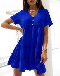 Obleka - koda 7205 - temno modra