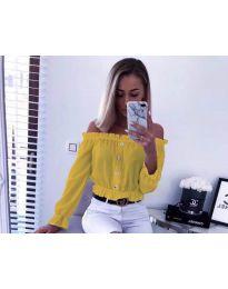 Srajca - koda 7126 - rumena