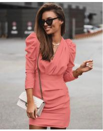 Obleka - koda 870 - korala