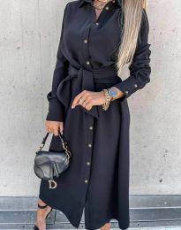 Obleka - koda 1860 - črna
