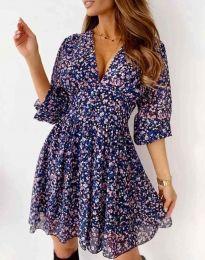 Obleka - koda 8434 - večbarvna