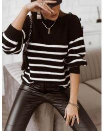 Bluza - koda 9525 - črna
