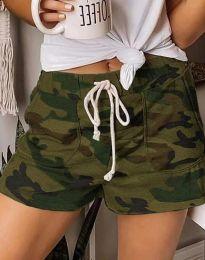 Kratke hlače - koda 0251 - 1 - kamuflaža