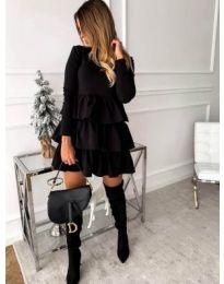 Obleka - koda 966 - črna