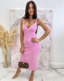 Obleka - koda 10033 - roza