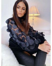 Bluza - koda 3505 - črna