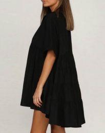 Obleka - koda 6464 - črna