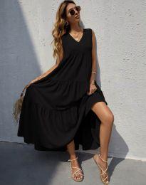 Obleka - koda 8149 - črna