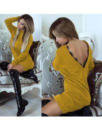 Obleka - koda 0502 - gorčica