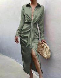 Obleka - koda 6459 - zelena