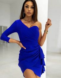 Obleka - koda 5543 - modra
